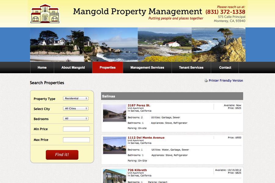 Mangold Properties Portfolio Graphic 2