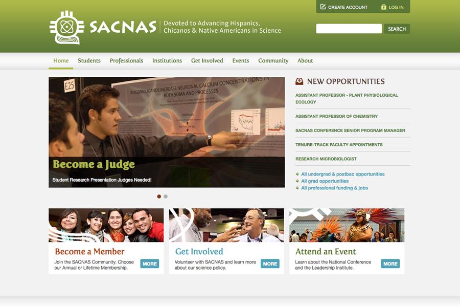 SACNAS Portfolio Graphic 1