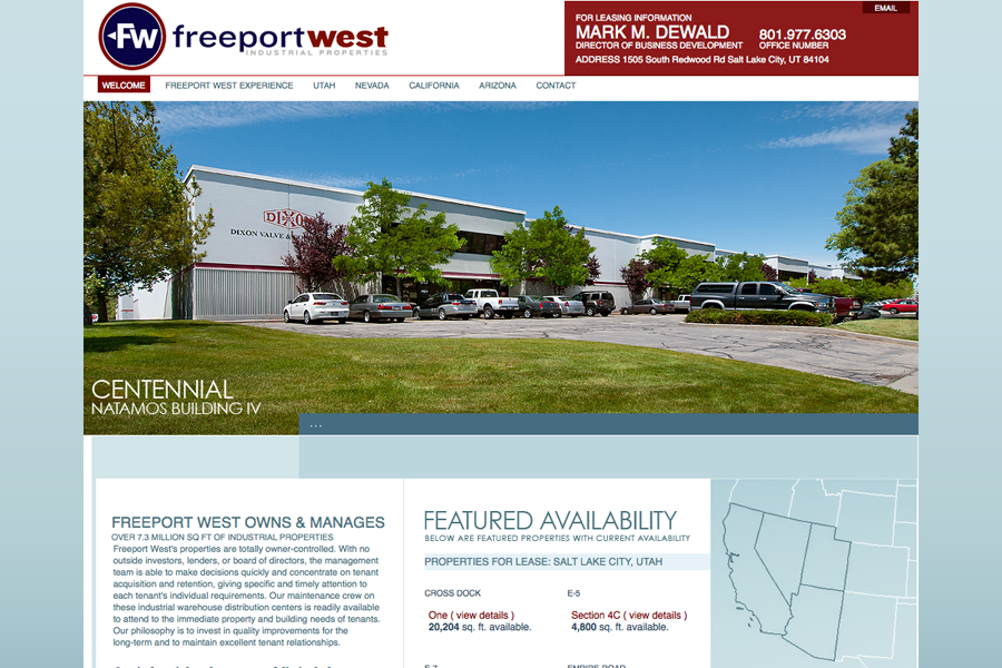 Freeport West Portfolio Graphic 1