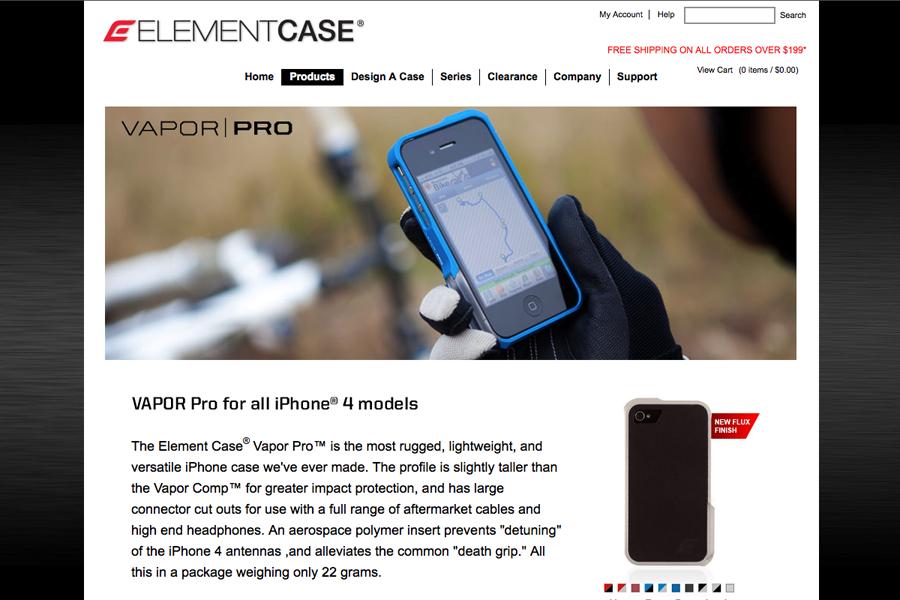 Element Case Portfolio Graphic 2
