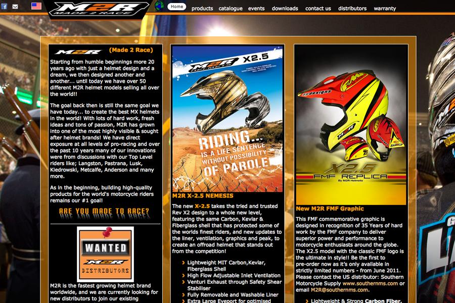 Made 2 Race Portfolio Graphic 2