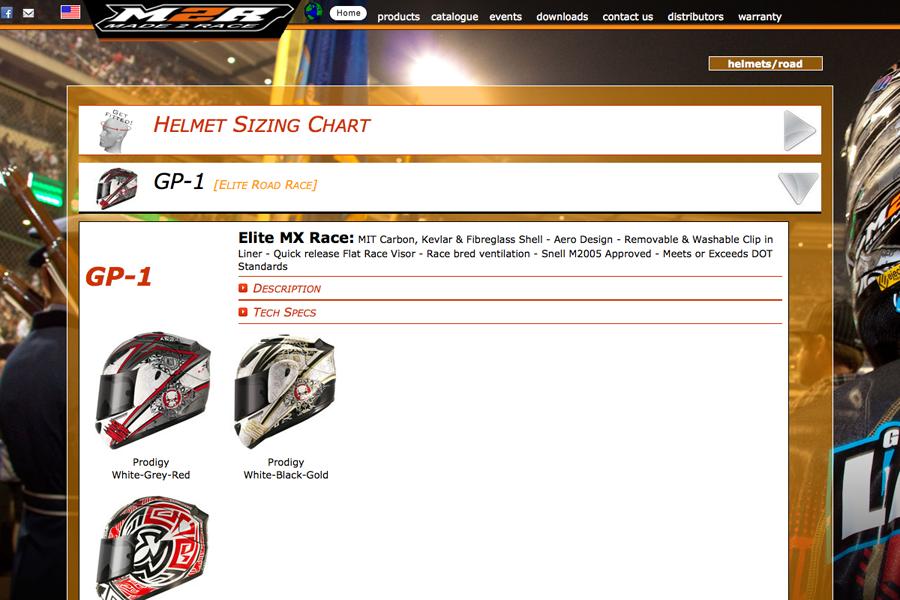 Made 2 Race Portfolio Graphic 3