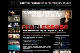 Cabrillo Music Festival