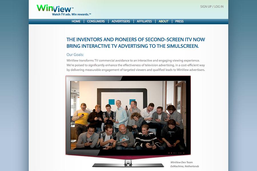 Winview TV Portfolio Graphic 3