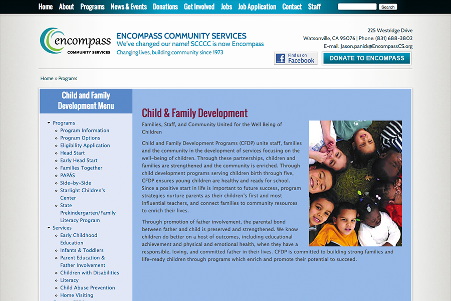 Encompass Community Services Portfolio Graphic 2