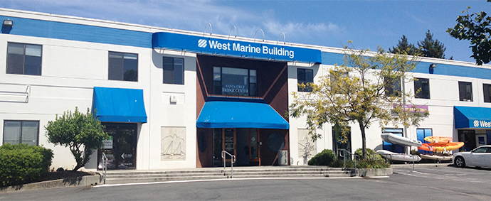 West Marine Building